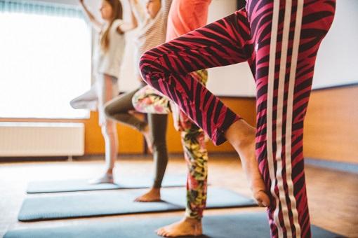 Yogapraktijk OmiYoga - Kinderyoga