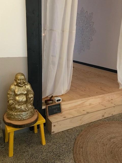 Yogapraktijk OmiYoga - Volwassenen yoga