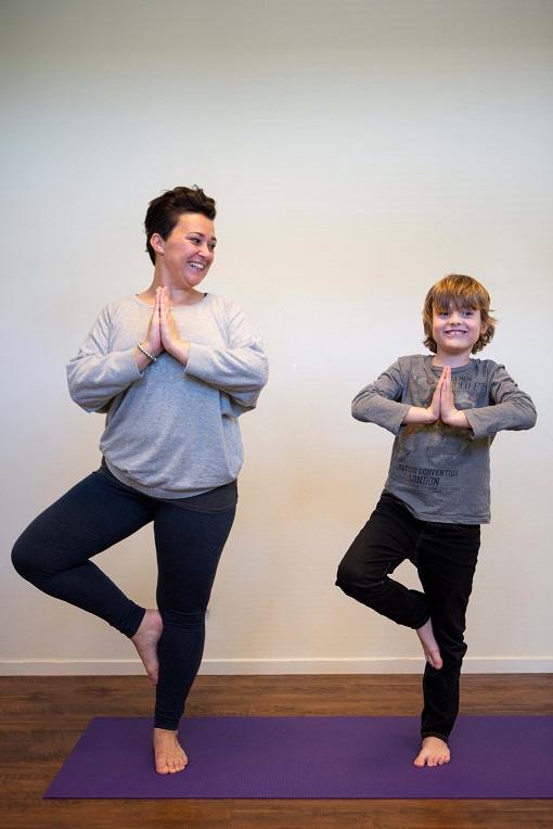 Yogapraktijk OmiYoga - Yoga for the Special Child® 2