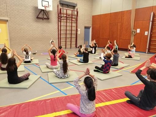 Yogapraktijk OmiYoga - Yoga op basisscholen