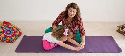 Yogapraktijk OmiYoga - Yogasessie Sonia